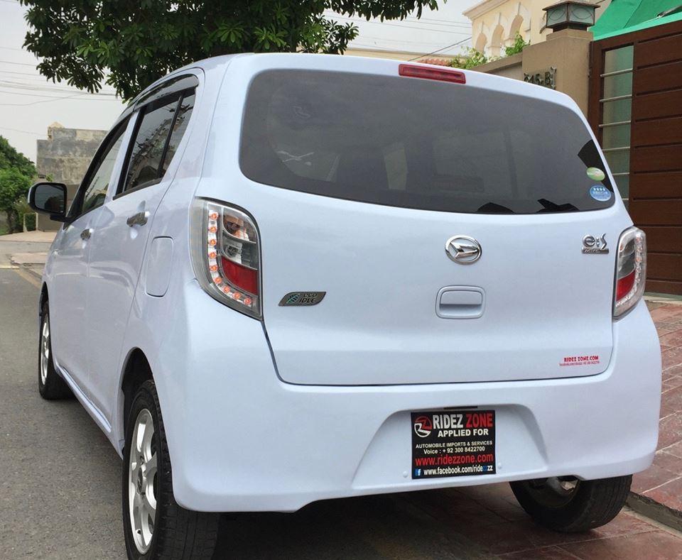 Daihatsu Mira E S 2013 Imported 2016 Ridez Zone