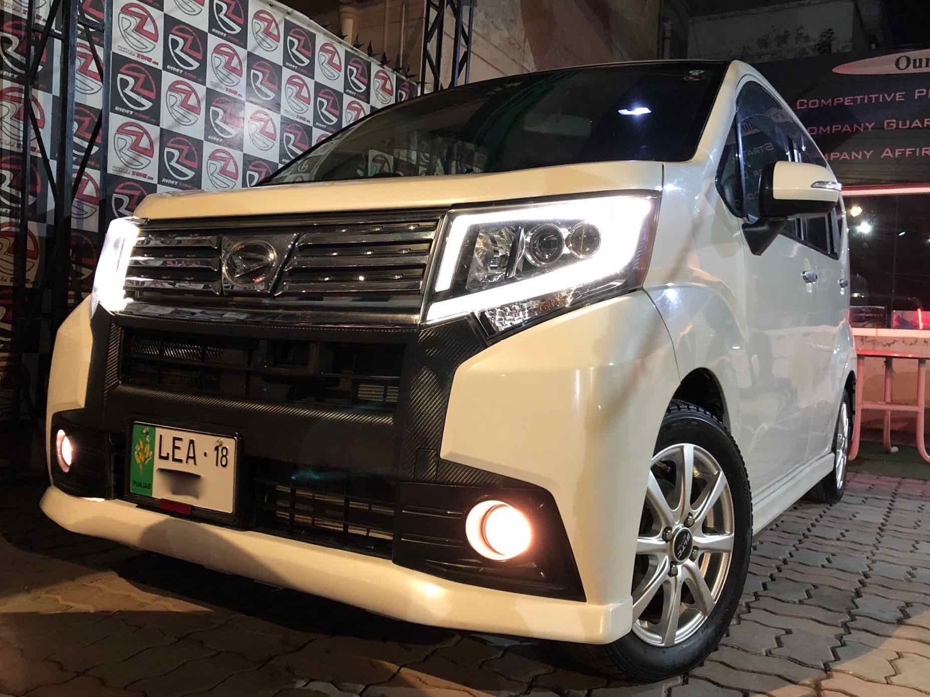Daihatsu Move Custom X Limited Model 2016 Imp 2017 Reg 2018